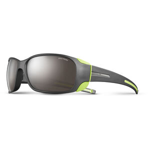 Julbo Montebianco Spectron 4 Sunglasses matt black/lime green-brown flash silver matt black/lime green-brown flash silver