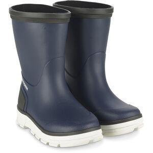 Tretorn Aktiv Rubber Boots Barn navy/grey navy/grey