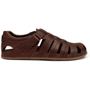 OluKai Mohalu Fisherman Shoes Herr teak/teak teak/teak