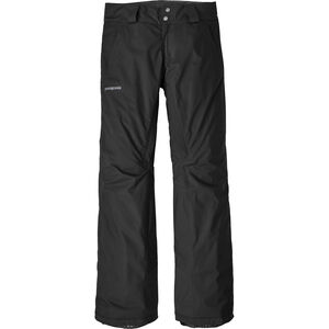 Patagonia Insulated Snowbelle Pants Dam black black