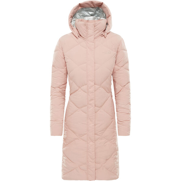 The North Face Miss Metro II Parka Dam misty rose