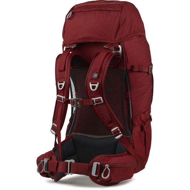 Lundhags Gneik 34 Backpack dark red