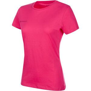 Mammut Seile T-shirt Dam pink pink