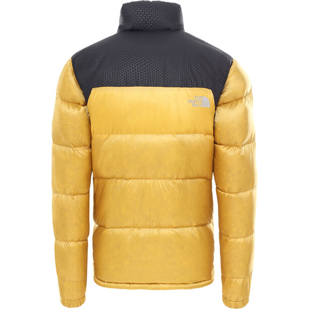 The North Face Nevero Down Jacket Herr Golden Spice/TNF Black