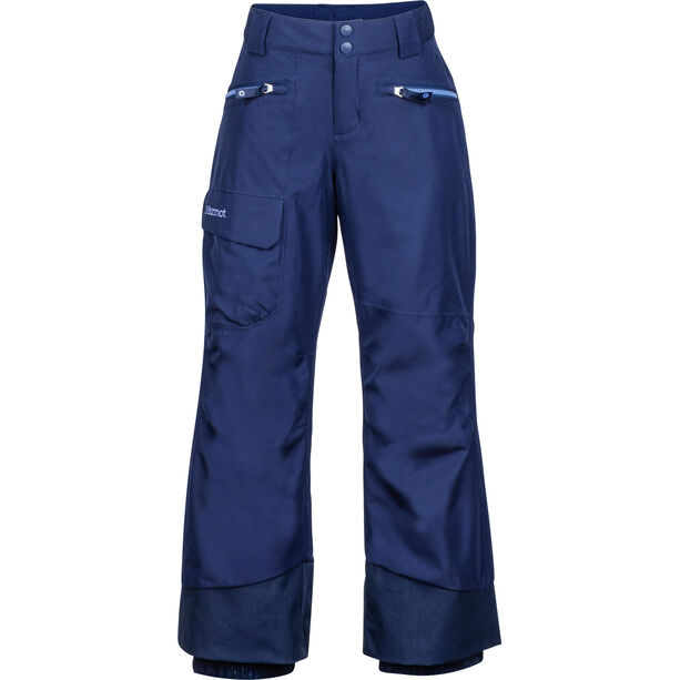 Marmot Freerider Pants Flickor arctic navy