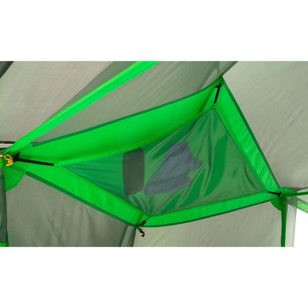 CAMPZ Lacanau 3P Tent grey/green