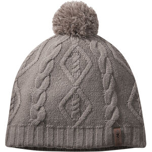 Outdoor Research Lodgeside Beanie Dam Walnut Heather Walnut Heather