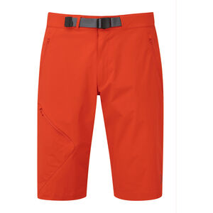 Mountain Equipment Comici Shorts Herr cardinal orange cardinal orange