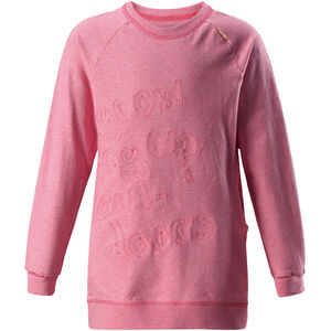 Reima Fugl LS Shirt Girls Coral Red Coral Red