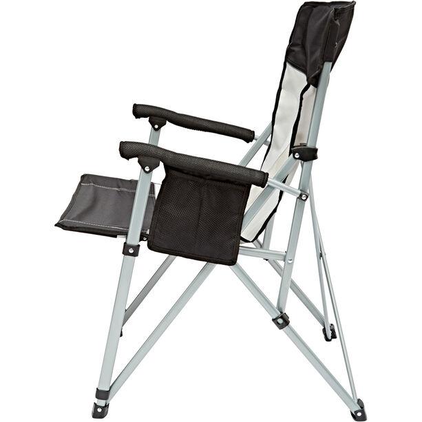 CAMPZ Mesh Folding Chair grey/black