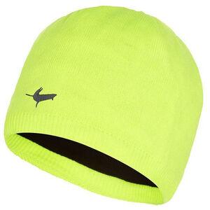 Sealskinz Waterproof Beanie hi vis yellow/black hi vis yellow/black