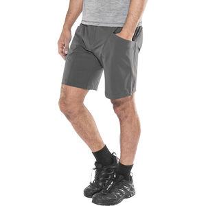 Klättermusen Vanadis Shorts Herr dark grey dark grey