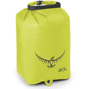 Osprey Ultralight Drysack 20 L electric lime electric lime