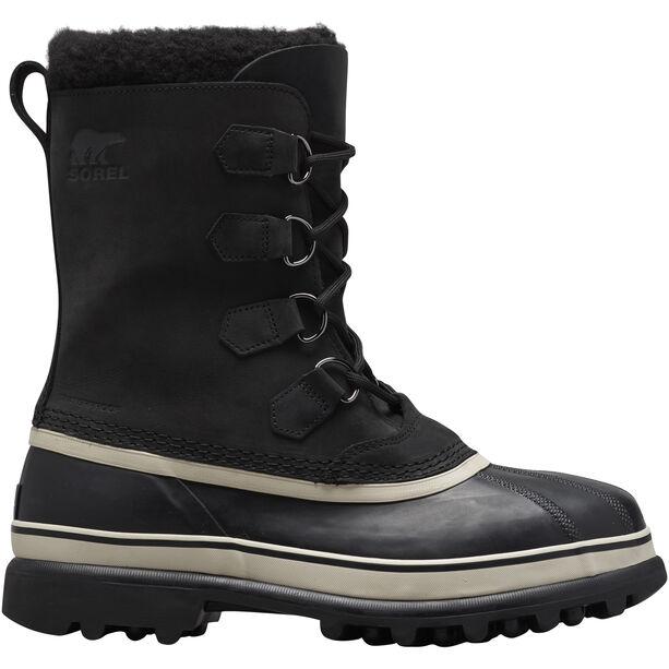 Sorel Caribou Boots Herr Black/Dark Stone
