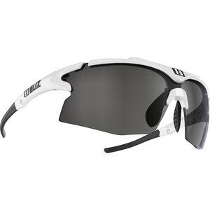Bliz Tempo M12 Glasses white/smoke with silver mirror white/smoke with silver mirror