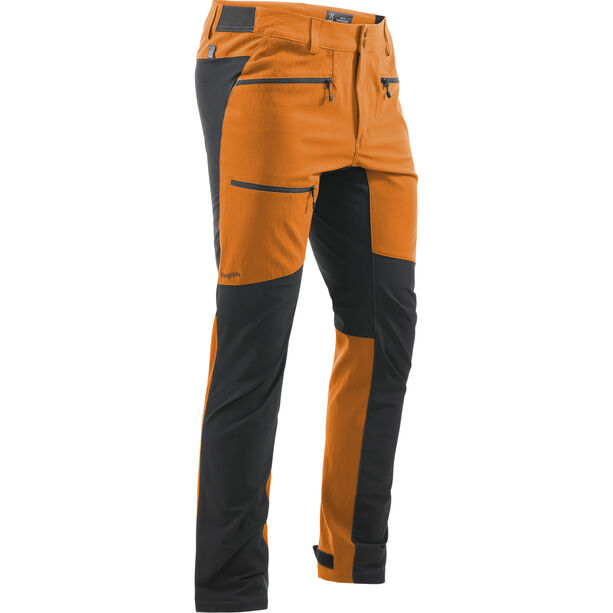 Haglöfs Rugged Flex Pants Herr Desert Yellow/True Black