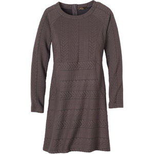 Prana Macee Dress Dam muted truffle muted truffle