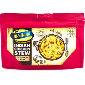 Bla Band Outdoor Meal Indian Chicken Stew