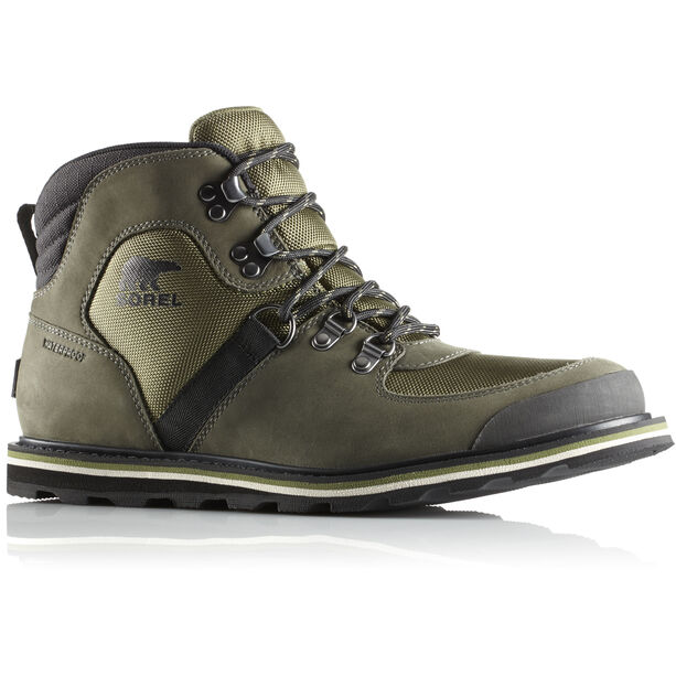 Sorel Madson Sport Hiker Shoes Herr hiker green/alpine tundra