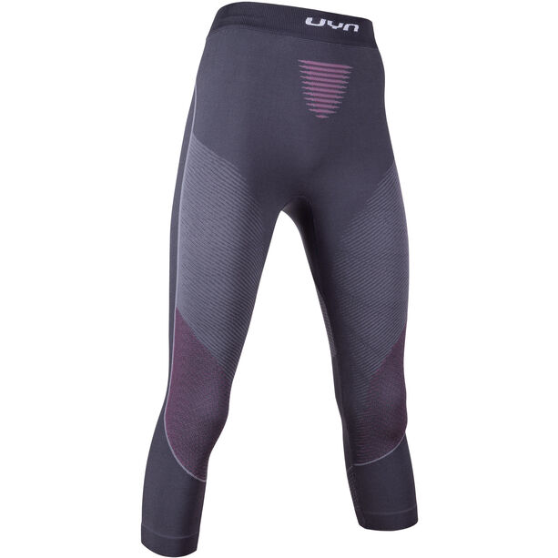 UYN Visyon UW Medium Pants Dam charcoal/raspberry/white