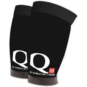 Compressport Quad Sleeves black black