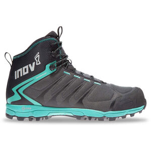 inov-8 Roclite 370 Shoes Dam black/teal black/teal