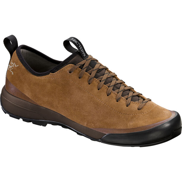 Arc'teryx Acrux SL Leather Approach Shoes Herr elk/black