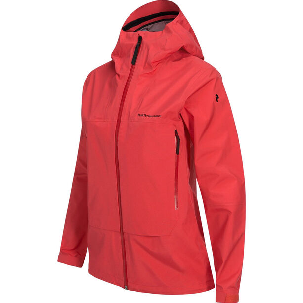 Peak Performance Northern Jacket Dam pink flow