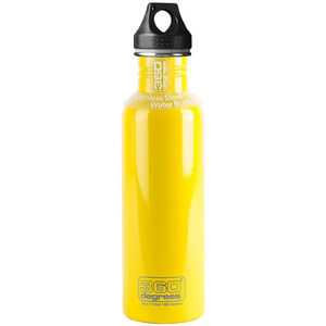 360° degrees Stainless Drink Bottle 750ml yellow yellow