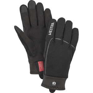 Hestra Bike WS Tracker Sr. 5 Finger Gloves black black