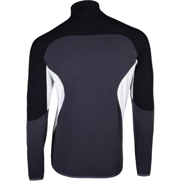 UYN Move Zip Up Jacket Herr charcoal/black/pearl grey