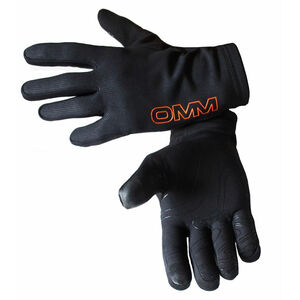 OMM Fusion Gloves black black