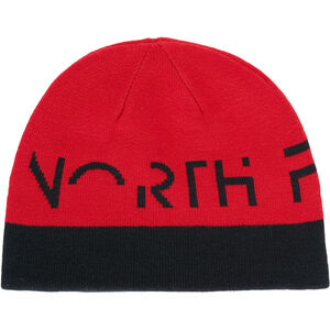 The North Face Anders Beanie Barn tnf black/tnf red tnf black/tnf red
