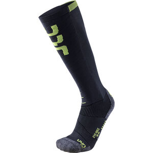 UYN Evo Race Ski Socks Herr anthracite/green lime anthracite/green lime