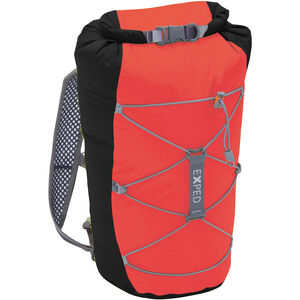 Exped Cloudburst 25 Backpack black-red black-red
