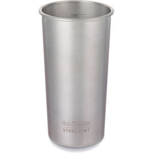 Klean Kanteen Pint Cup 20oz (592ml) brushed stainless brushed stainless
