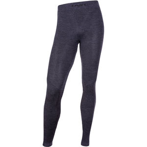 UYN Fusyon Cashmere UW Long Pants Herr grey rock/black grey rock/black