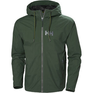 Helly Hansen Rigging Rain Jacket Herr jungle green jungle green