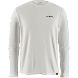 Patagonia Cap Cool Daily Graphic Long Sleeve Shirt Herr boardshort logo/white boardshort logo/white