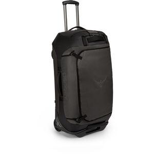 Osprey Rolling Transporter 90 Duffel Bag black black