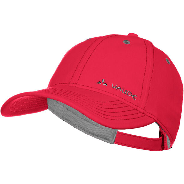 VAUDE Softshell Cap indian red indian red