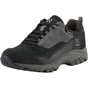 Haglöfs Skuta Low Proof Eco Shoes Herr True Black/Magnetite True Black/Magnetite