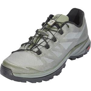 Salomon Outpath Shoes Herr beluga/castor gray/black beluga/castor gray/black