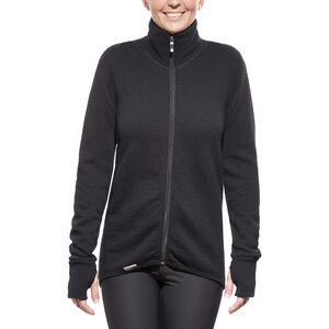 Woolpower 400 Full Zip Thermo Jacket black black