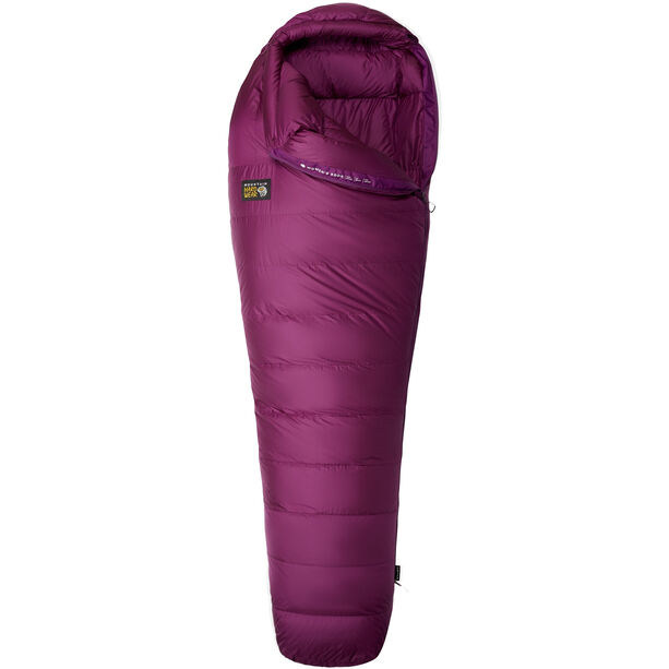Mountain Hardwear W's Rook Sleeping Bag -9°C Long Dam cosmos purple