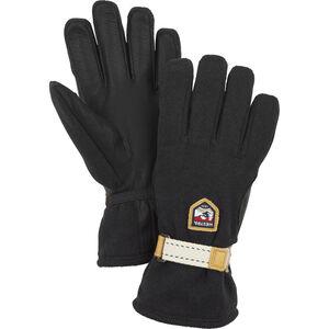 Hestra Windstopper Tour 5-Finger Gloves black black