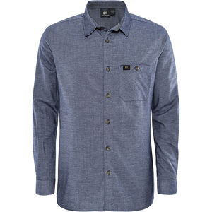 Elevenate Vallée Shirt Herr denim denim