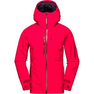 Norrøna Lofoten Gore-Tex Insulated Jacket Dam crisp ruby crisp ruby