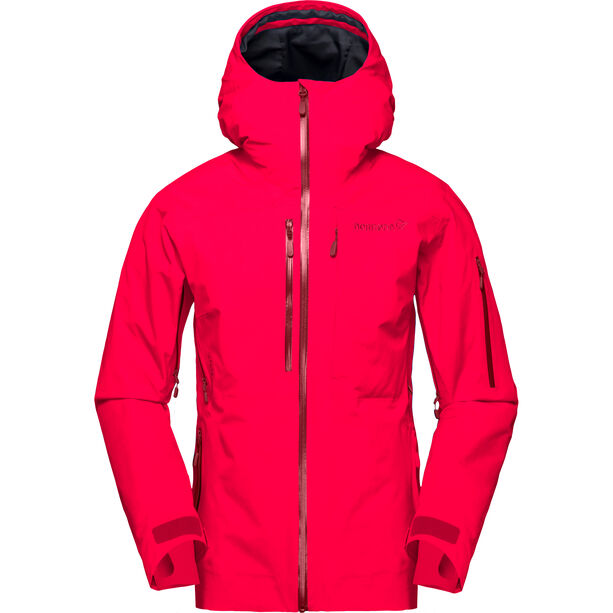 Norrøna Lofoten Gore-Tex Insulated Jacket Dam crisp ruby