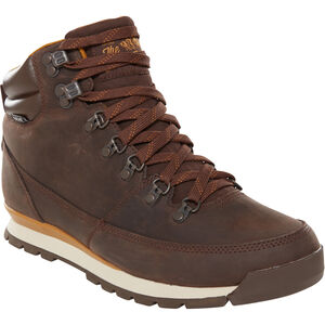 The North Face Back-To-Berkeley Redux Leather Shoes Herr chocolate brown/golden brown chocolate brown/golden brown